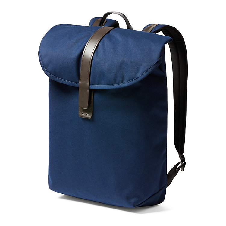 Rucksack Slim Backpack Blau