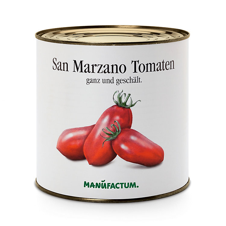 San Marzano Tomatoes 2.5-kg-can