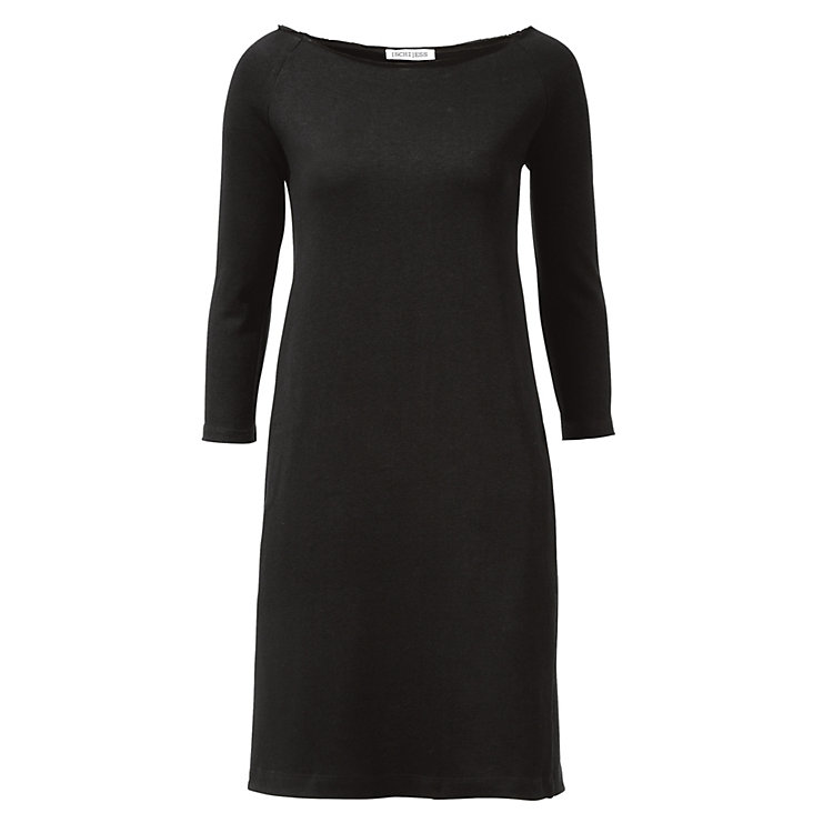 Schiess Knit Dress with Three Quarter Length Sleeve