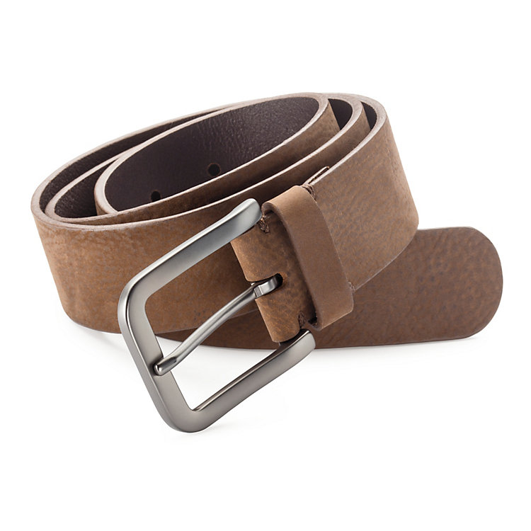 Schröder Belt Made of Cow's Leather Brown
