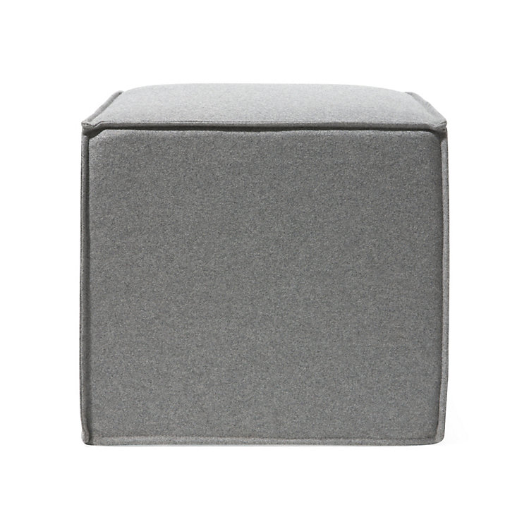 Seating Furniture CUBE, Light Grey