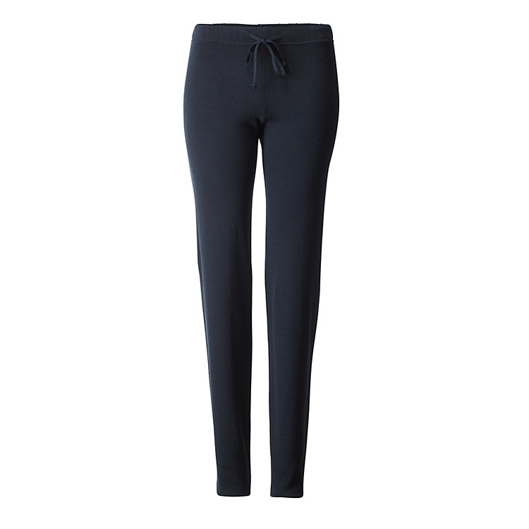 Seldom Ladies' Knit Pants Dark blue