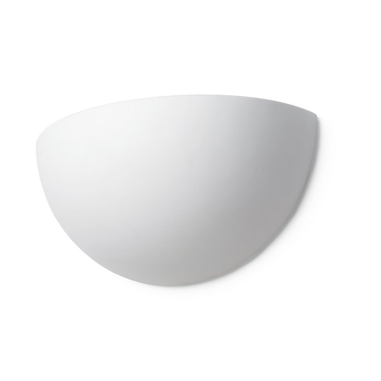 Semi-Circular Wall Lamp