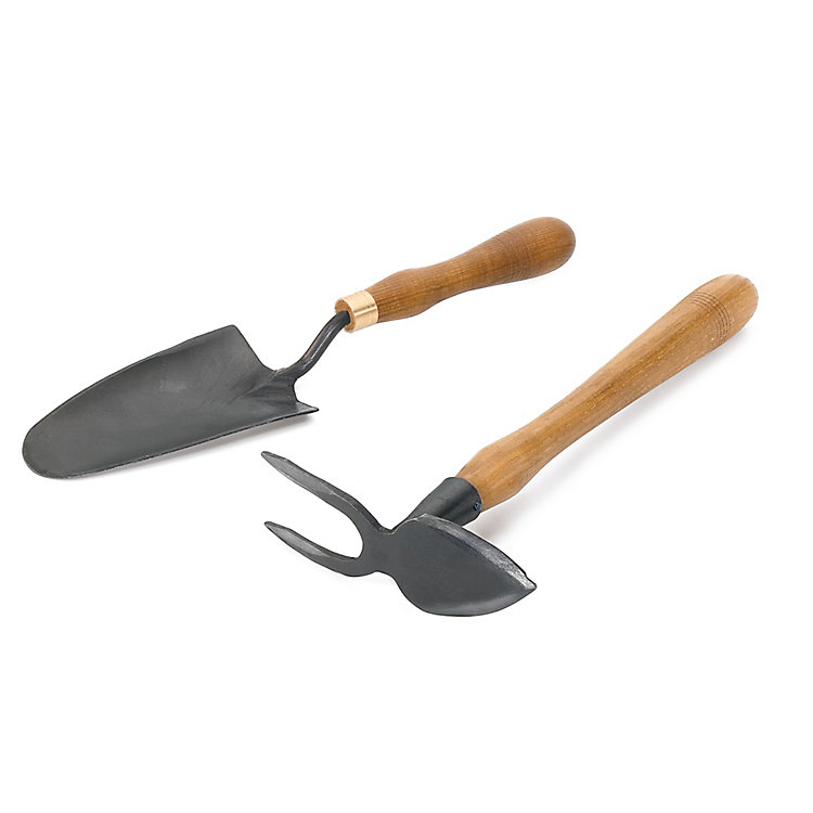 Set of Hand Hoe and Trowel by Manufactum
