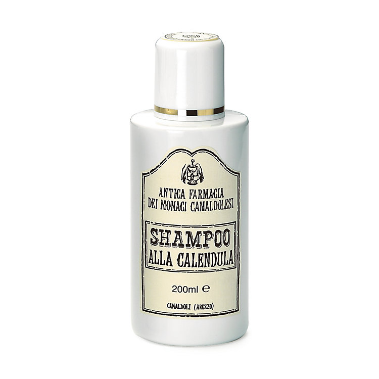 Shampoo with Marigold Extract