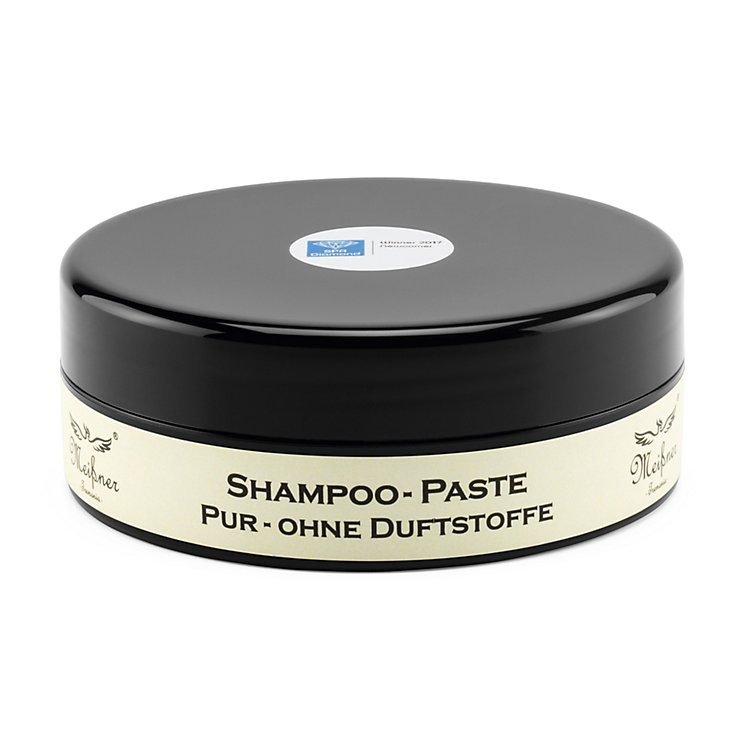 Shampoo-Paste, Pur ohne Duftstoffe