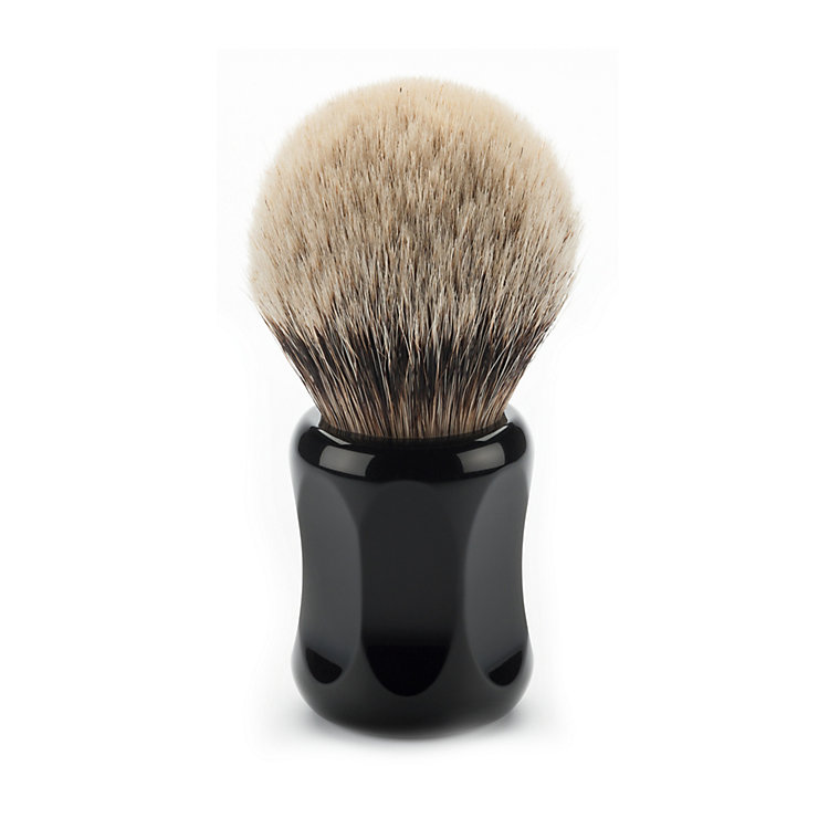 Shaving brush, badger hair Large