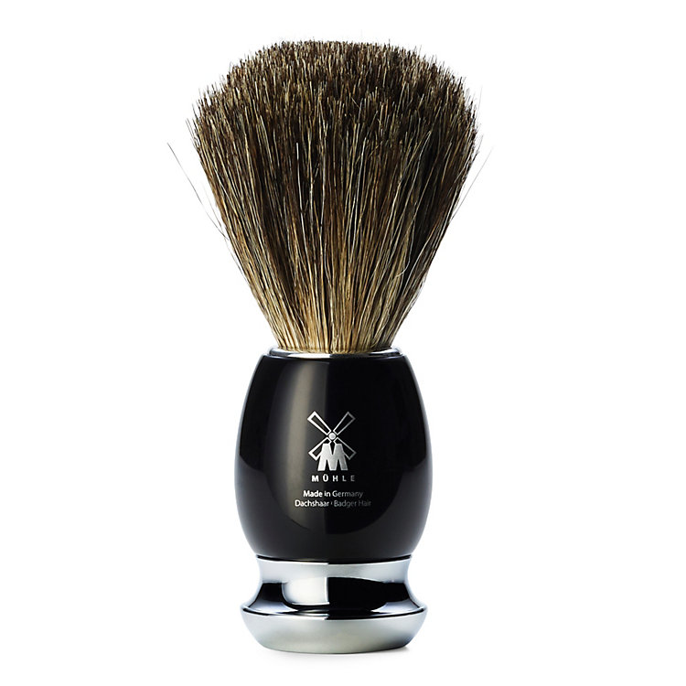 Shaving Brush Vivo by Mühle Pure Badger Hair