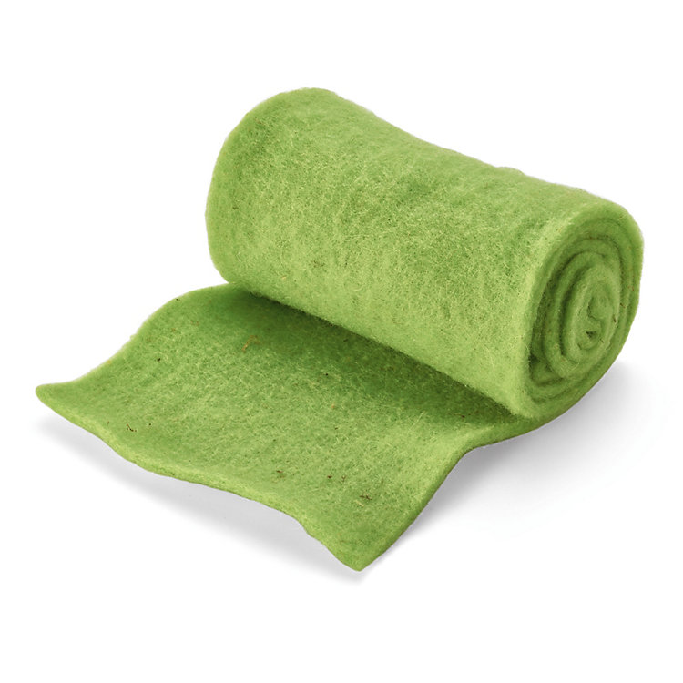 Sheep's Wool Protective Winter Matting, Green