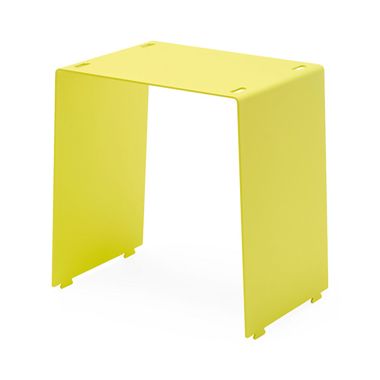Shelf System BOUNCE High Element Sulfur Yellow RAL 1016