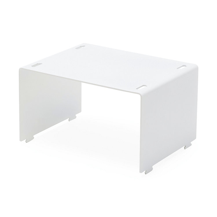 Shelf System BOUNCE Low Element Pure White RAL 9010