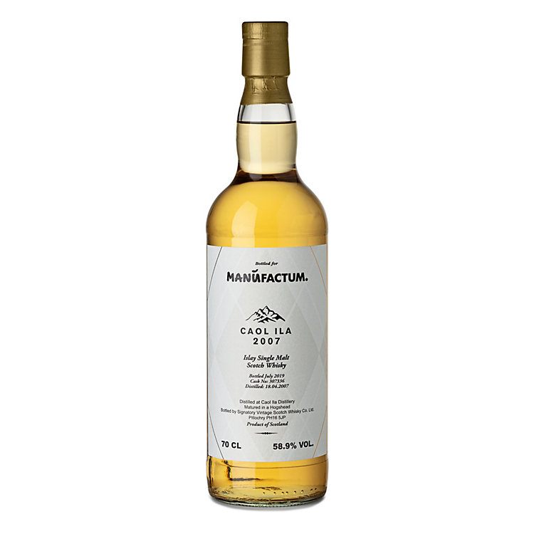 Single Malt Whisky Caol Ila 2007