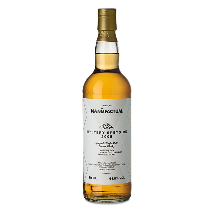 Single Malt Whisky Mystery Speyside 2005