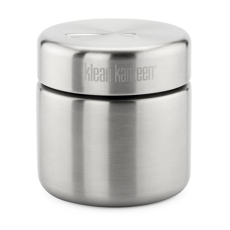 Single-walled Food Container by Klean Kanteen® Volume 8 oz (= 236 ml).