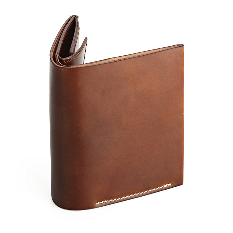 Small Cordovan Gentlemen's Wallet
