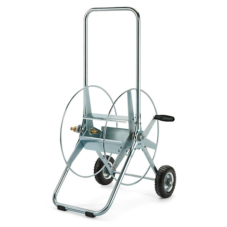 Small Hose Reel Cart Made of Steel