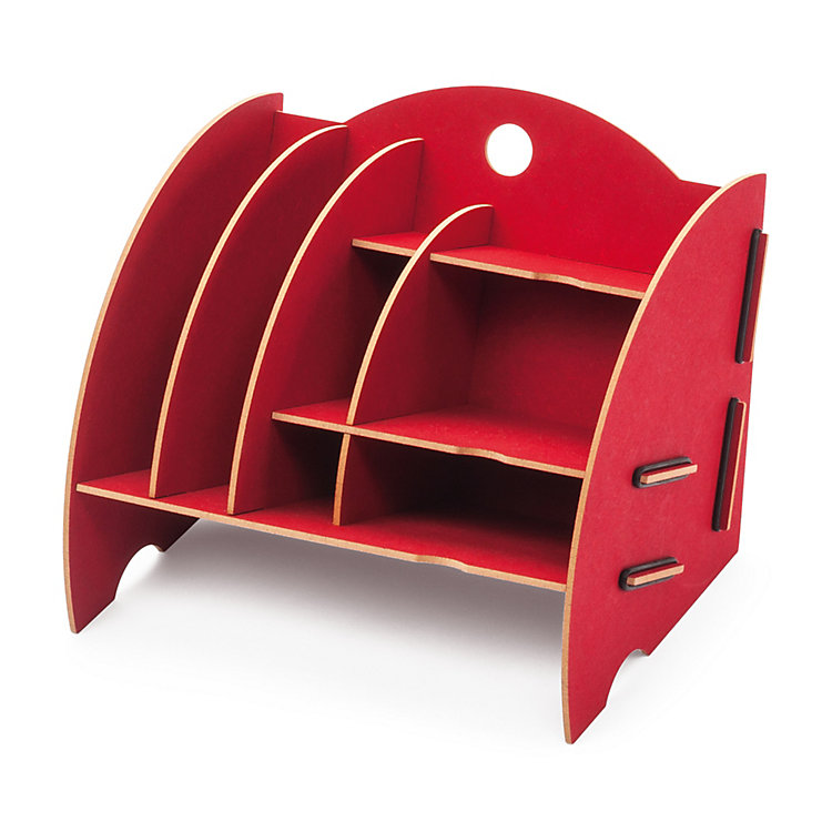 Small Organizer, Red