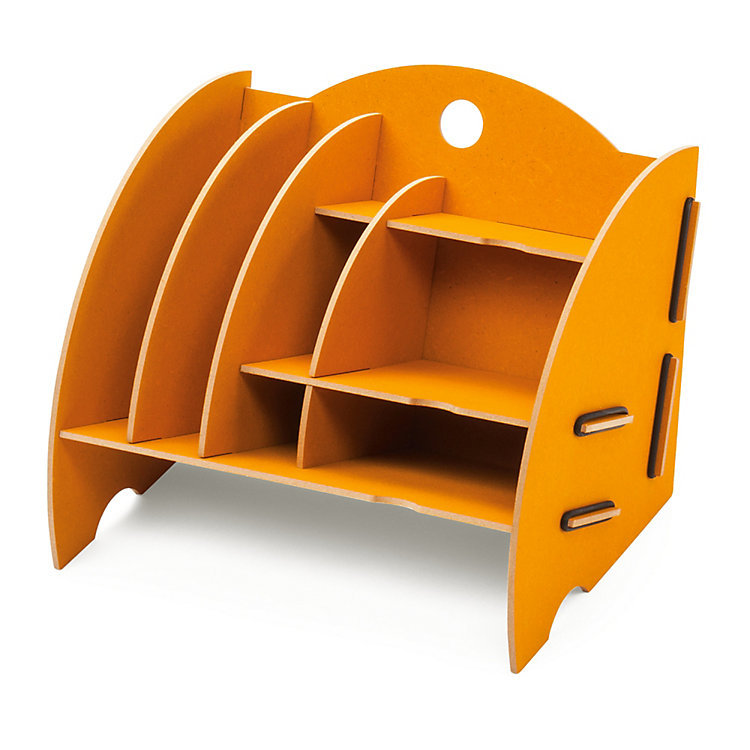 Small Organizer, Yellow