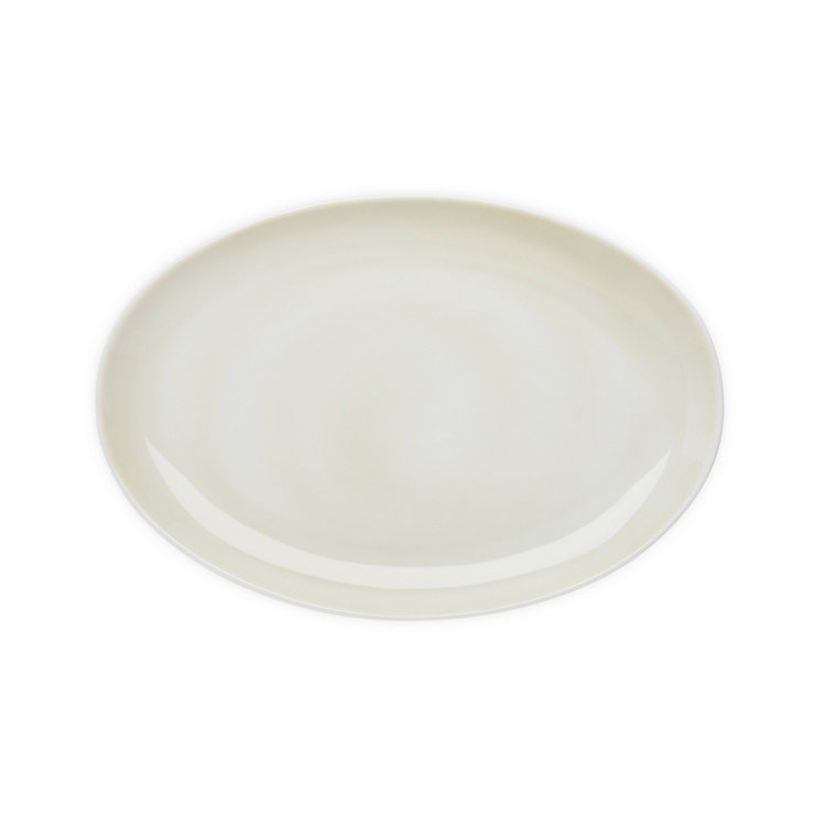 Small Oval Serving Plate
