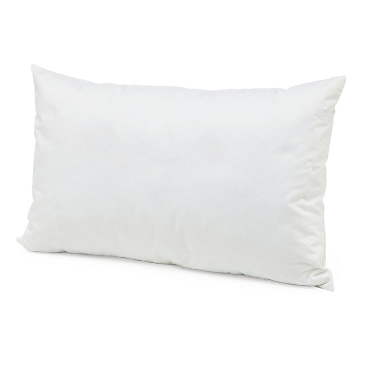 Small Pillow with 15% Down 40 × 40 cm