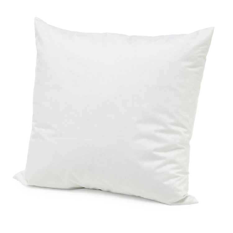 Small Pillow with 15% Down 50 × 50 cm