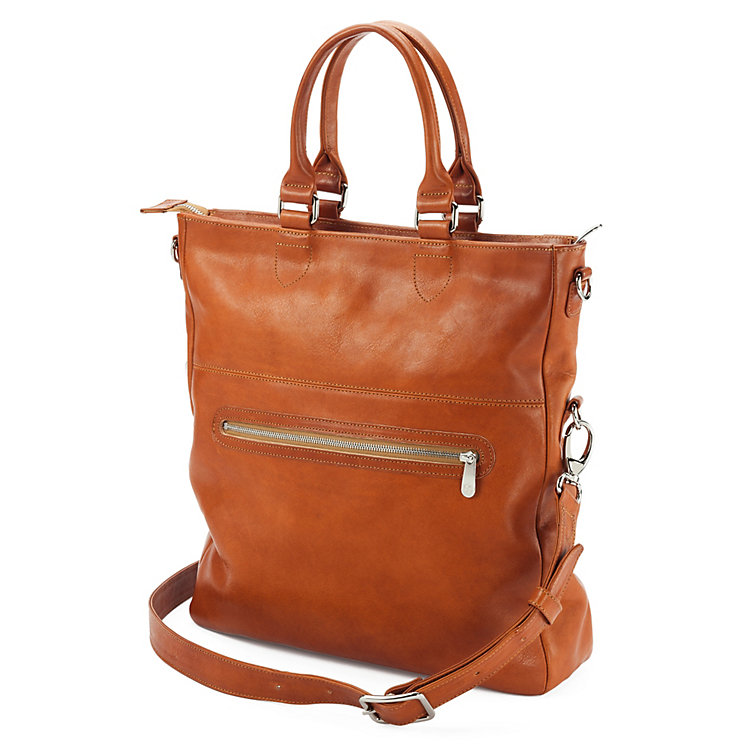 Sonnenleder Shoulder Bag Natural coloured