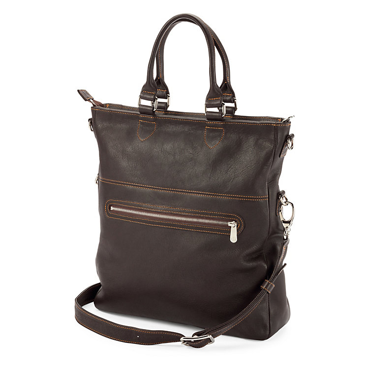 Sonnenleder Shoulder Bag Brown