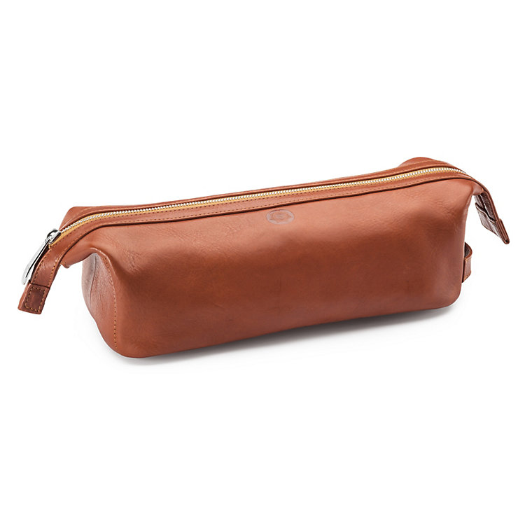 Sonnenleder toilet bag, Natural-coloured