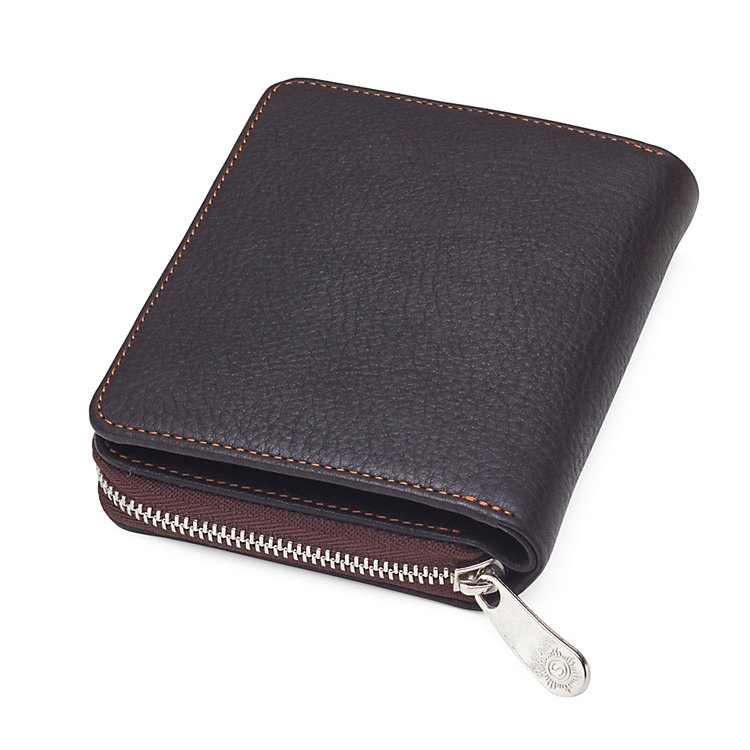 Sonnenleder Wallet Brown
