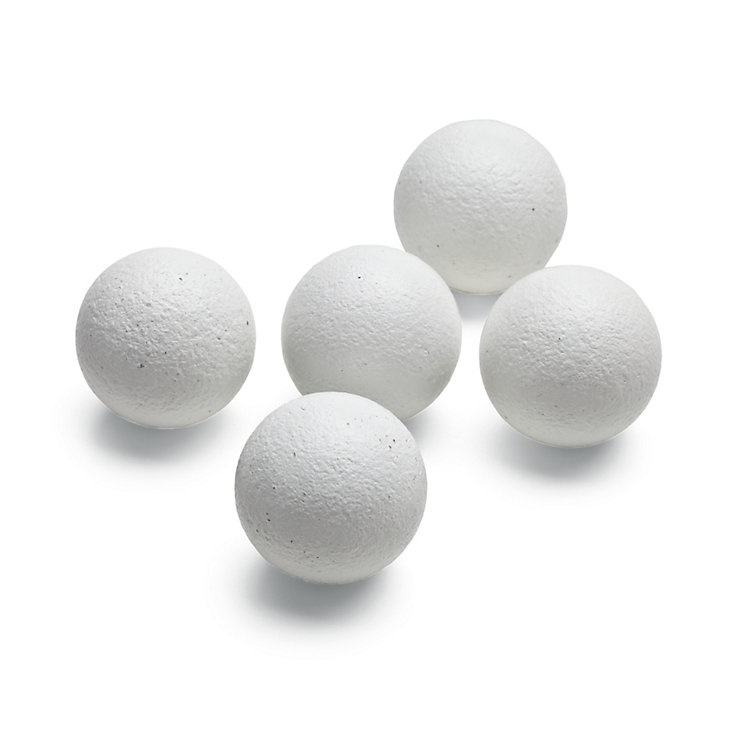 Spare balls for tabletop football game, PVC (10 balls)