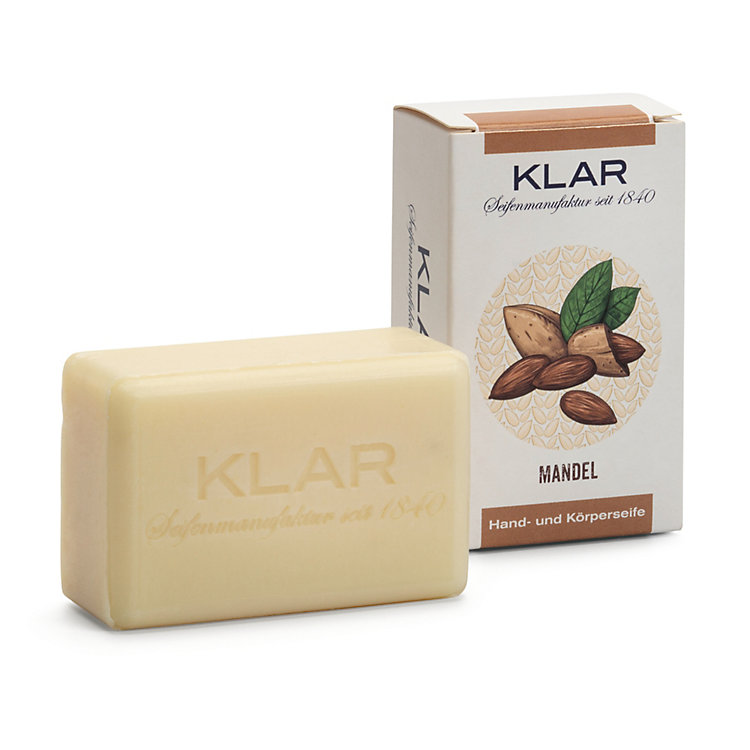Spices Soap by Klar, Almond
