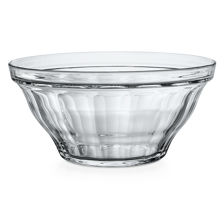 Stackable Bowls Tempered Glass Large