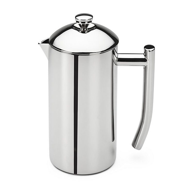 Stainless Steel Cafetiere, 490 ml