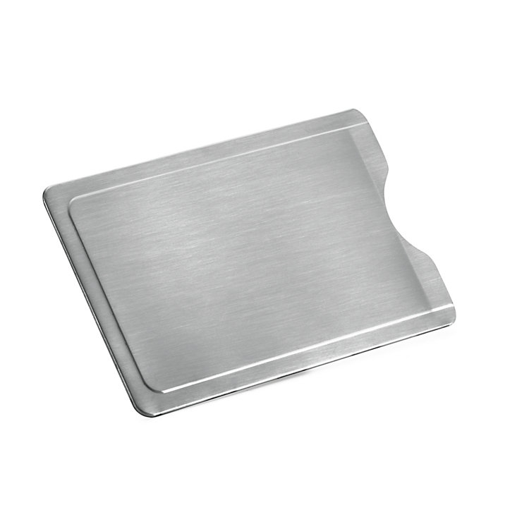 1bf3f11ea59c7 Stainless Steel Credit Card Case