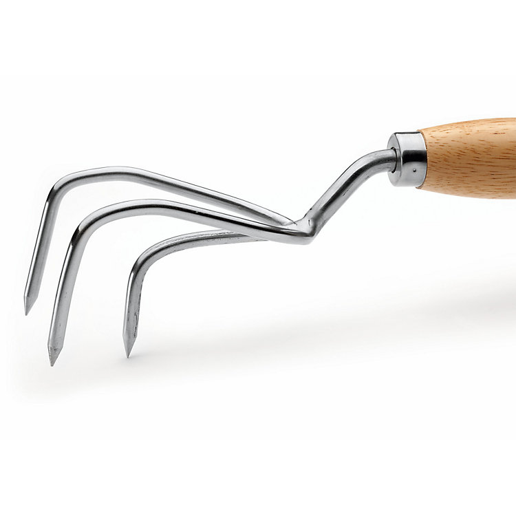 Stainless Steel Hand-Grubber