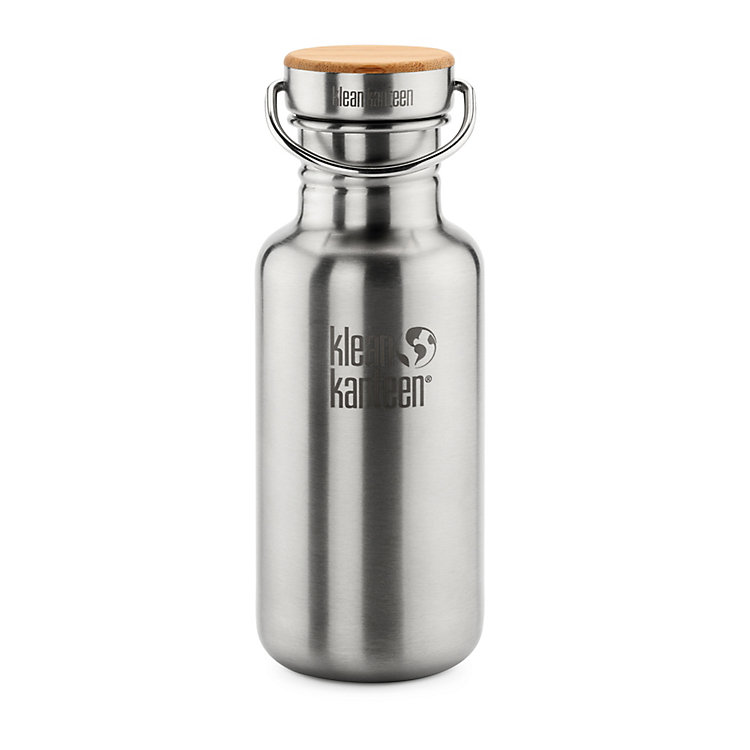 Stainless Steel Matt Drinking Bottle Volume 18 oz