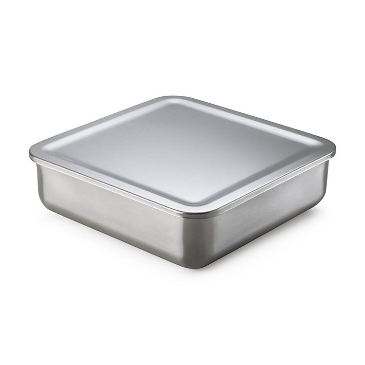 Stainless Steel Storage Tin 1750 ml