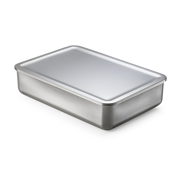 Stainless Steel Storage Tin