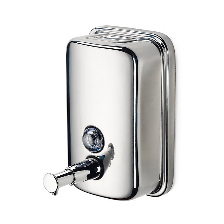Stainless Steel Wall Soap Dispenser