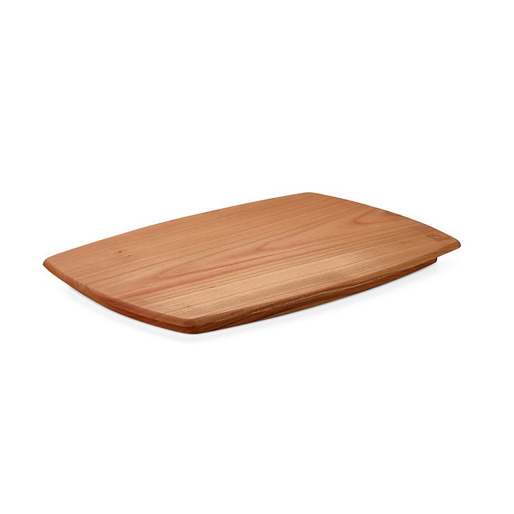 Steamed Cherry Wood Cutting Board, Medium