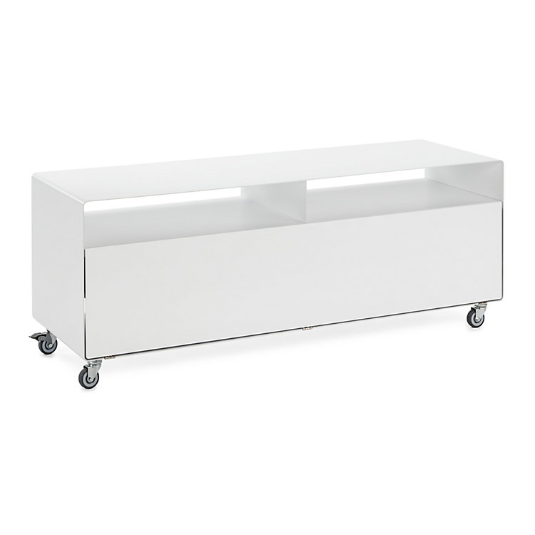 Steel Sideboard with Flap