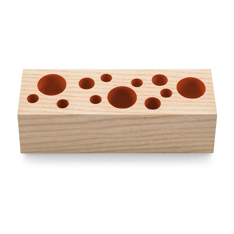 Stiftehalter Dots, Orange