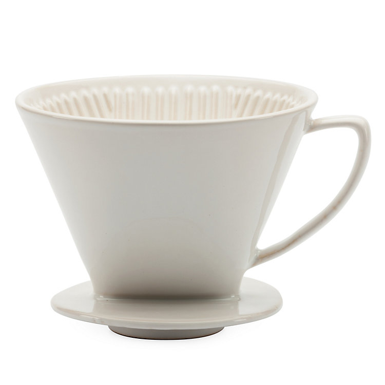 Stoneware Coffee Filter