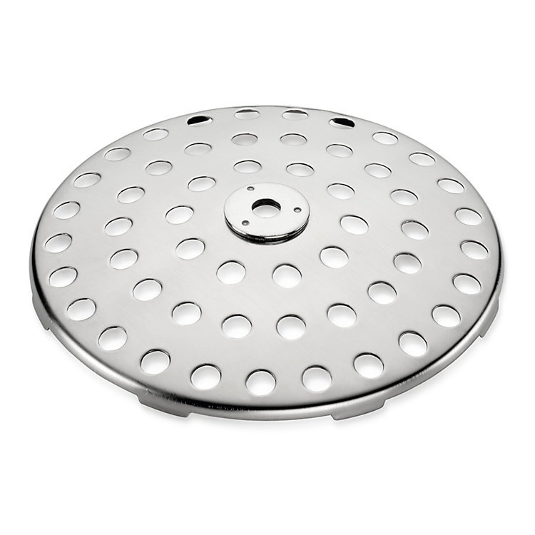 Strainer Press Disk with 8-mm Perforation