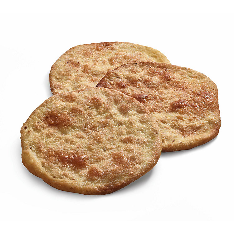 Sweet Crispy Biscuits from Spain