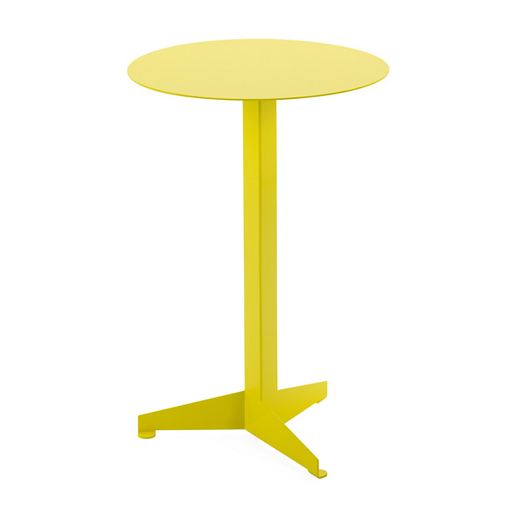 Table CONSTRUCT Small Sulfur Yellow RAL 1016