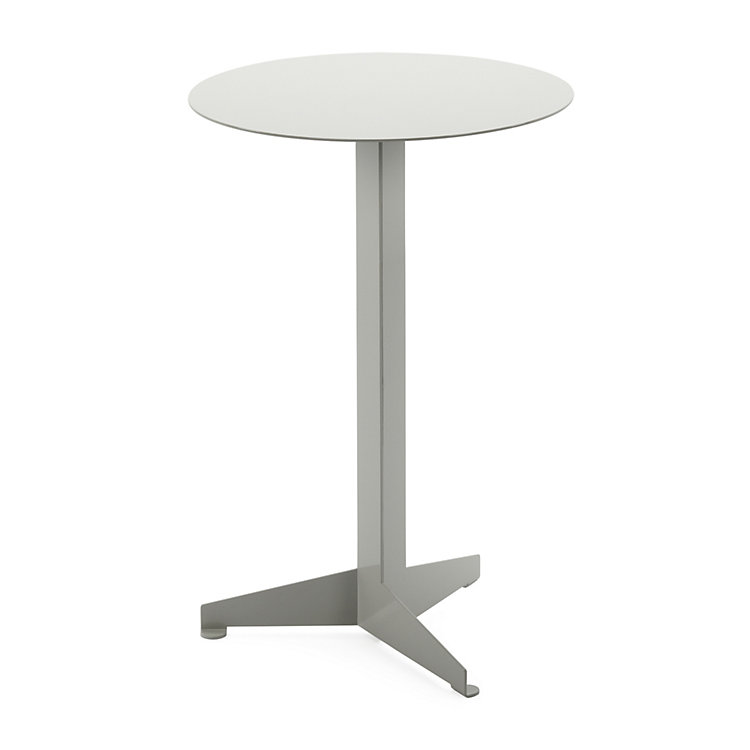 Table CONSTRUCT Small Light Grey RAL 7035