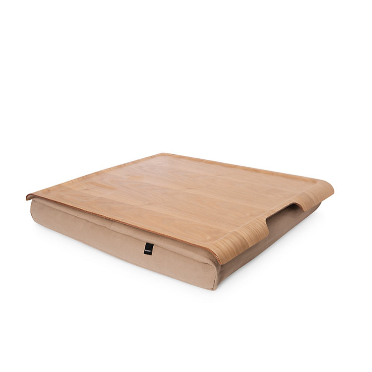 Tablett Laptray Natur