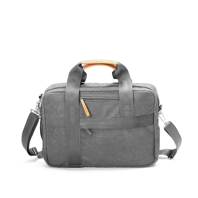 Tasche Office Bag Grau