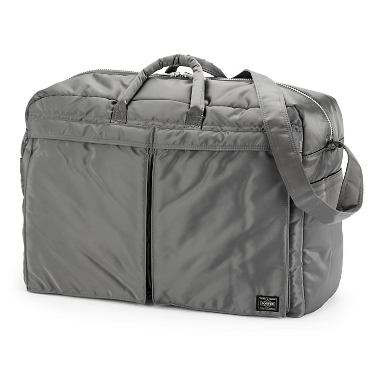Tasche Tanker 2 way Boston Bag, Grau